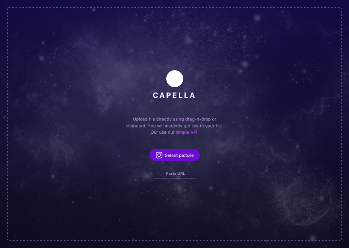 Capella by CodeX Team